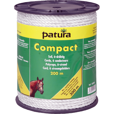 Corde COMPACT rouleau 200 m